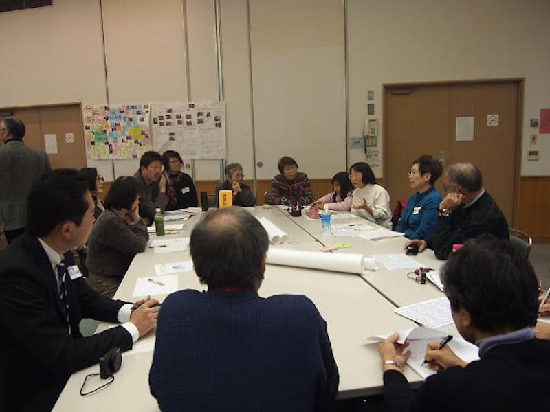 地産地消グループのコーディネーターは、森ノオトでもインタビューした安田節子さん