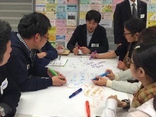 塚原さん(写真中央)の、穏やかな雰囲気は、いるだけで女性や若者の参加障壁を取り除く役割を果たしているようで、一つの強みだと感じました