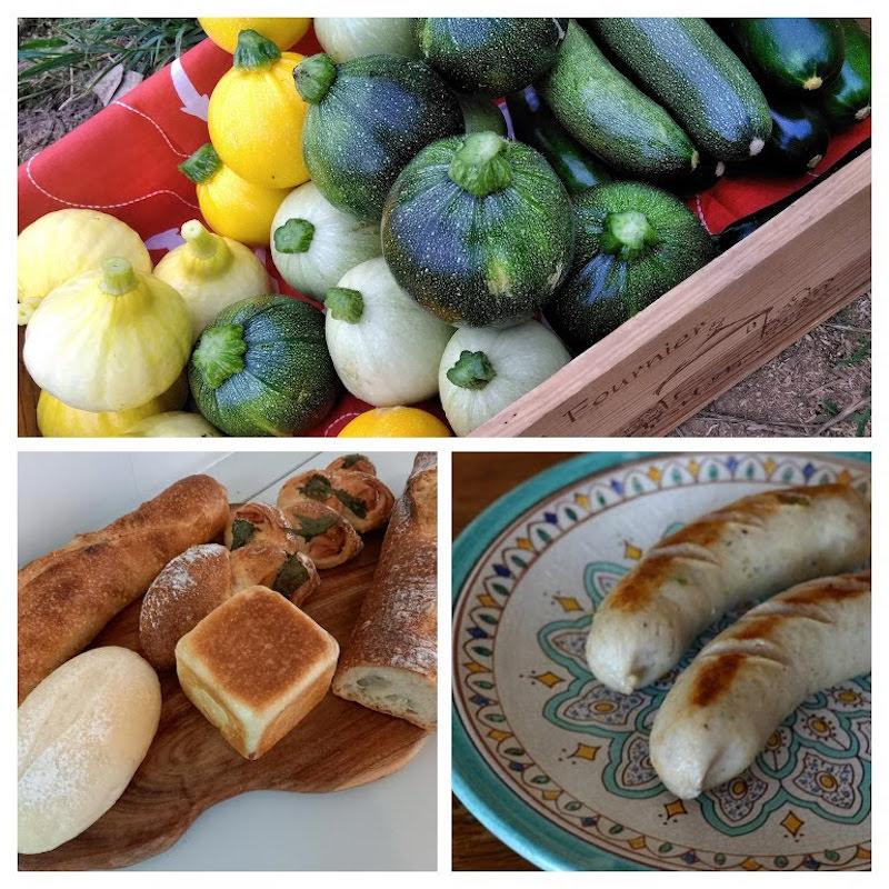 シュタットシンケンの中山さんのソーセージは男心をわし掴みに!パン+お野菜のホットドッグに最強な組み合わせで、翌日のモーニングorランチはこれで決まり!