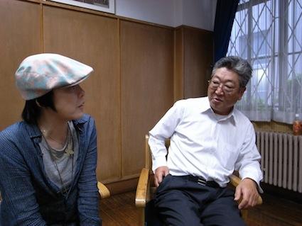 山戸貞夫さんプロフィール:山口県上関町町議会議員、上関原発を建てさせない祝島島民の会会長。上関原子力発電所建設反対運動で中心的役割を担っている