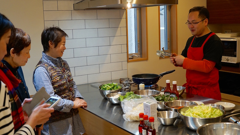 調理器具も横浜ブランド!「ののじ」さんのトングを愛用